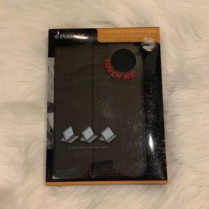 Black iPad 8 case